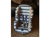 Maxi-cosi priori baby car seat in excellent condition £20