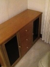 Solid Wooden Sideboard - Priced to Sell