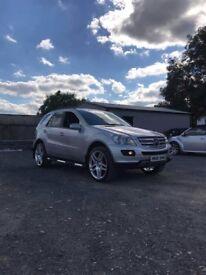 Mercedes ml sport