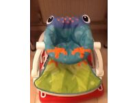 Little tykes frog seat