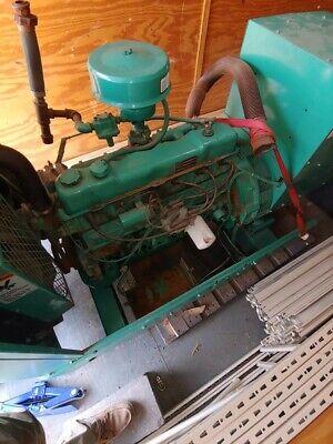 30kw Onan 30.0lk-15f22949n Gas Generator W Ford 4.9l In-line 6 Motor