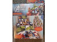 Marvel Avengers Assemble Single Duvet Set
