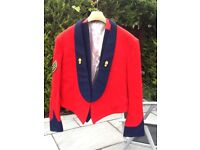 Military Grenadier Guards Mess Dress Jacket