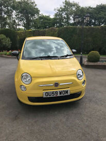 Fiat 500. Well maintained, Excellent condition. Open to 'reasonable' offers.