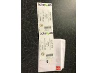 Victoria Park field day festival pair of tickets aphex twin London