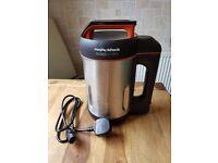 Morphy Richards 48822 Soup Maker - 1000W - 1.6 litre rrp £60