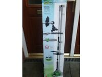 FLORABEST 4 in 1 multi tool petrol Strimmer pruner weeder garden NEW BOXED