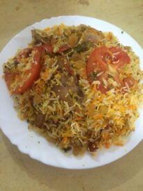 KARACHI TIFFIN SERVICES 100% HALAL FOOD