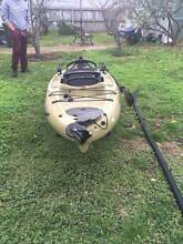 Hobie outback olive 2015 Seabrook Hobsons Bay Area Preview