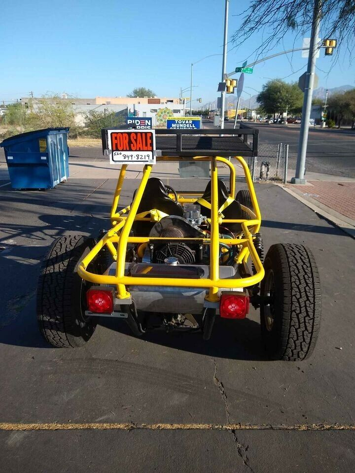 VW sand rail dune buggy with 1600CC motor.  Many new parts, ready to take to the