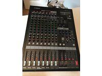 Yamaha mgp12x mixer. £460