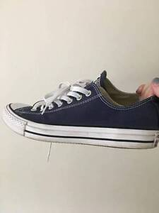 Converse All Star Classic Navy Low Top Coorparoo Brisbane South East Preview