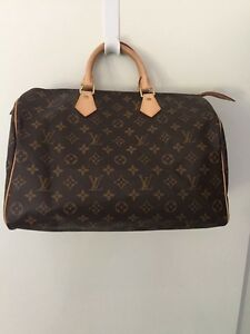 LOUIS VUITTON MONOGRAM SPEEDY 35 Strathfield Strathfield Area Preview