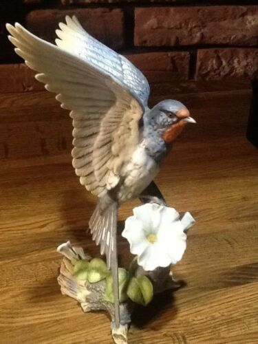 Home Interiors Morning Flight American Swallow figurine  Porcelain