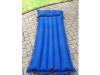 Single cotton air bed