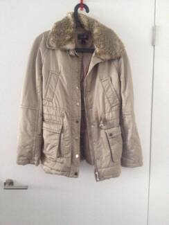 Size 8 Coats and Jackets for sale! Including a MNG coat. East Perth Perth City Preview