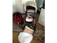 Mothercare MY4 Travel System