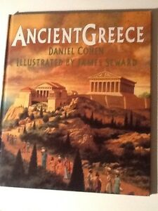 ANCIENT GREECE -  A Doubleday Book for Young Readers