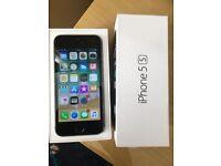 iPhone 5S EE - Virgin 16GB Excellent Condition