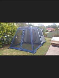 Two man tent Bradbury Campbelltown Area Preview