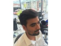 FREE MENS HAIRCUTS BY EXPERIENCED BARBER IN CENTRAL LONDON