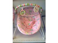 Pink Bouncer Brand New (No Box)