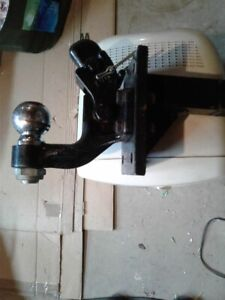 8 ton ball mount