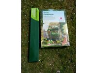 2 SMALL plastic green houses Brand new boxed