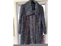 Ladies M & S coat. Size 22
