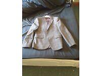Tweed Jacket - Medium