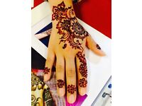 Mehndi/ Henna Artist (Special Bridal Mehndi) Make-up/ Facial on offer