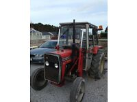 THIS IS MY MASSEY FERGUSON 240 TRACTOR