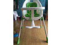 ASAP!! Mamas and papas high chair, tommee tippee steraliser