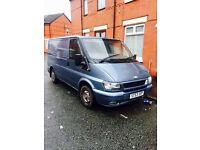Ford transit 280swb ready to drive