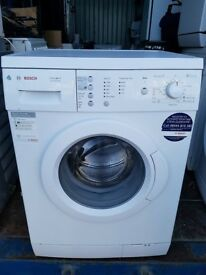 Bosch Washing Machine - Excellent condition/ Free local delivery and fitting