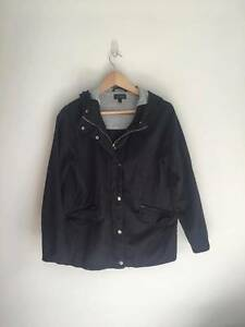 Top Shop Blue Jacket Hoodie Soldiers Point Port Stephens Area Preview