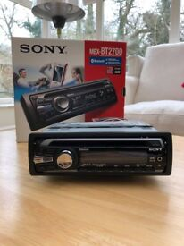 Sony MEX-BT2700