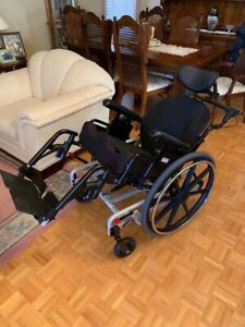 Orion  Tilt Wheel-Chair