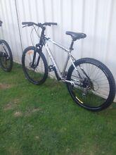 26 Inch Mens Disc Brake  Mountain Bike X2 Cameron Park Lake Macquarie Area Preview
