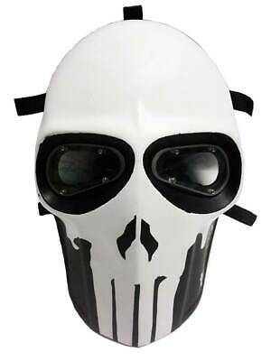 Airsoft Mask Army of two BB Gun Paint Ball Mask Outdoor Protective Gear Cosplay