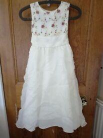 Wedding Flower Girls Dresses - ages 2yrs, 7yrs, 10yrs