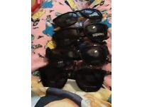 Sunglasses make me a offer brand new 4 pairs super dry 1 balmain and Tommy hilfirger