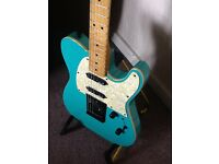 Charvel Telecaster guitar with Fender Japan neck.. SWAP