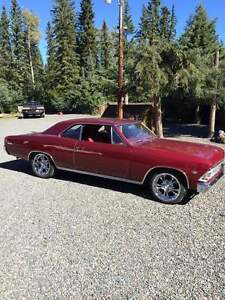 66' Chevelle trade for early bronco