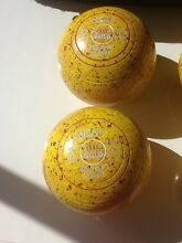 DRAKES PRIDE DIRECT 4H LAWN BOWLS STAMPED 21 Highland Park Gold Coast City Preview