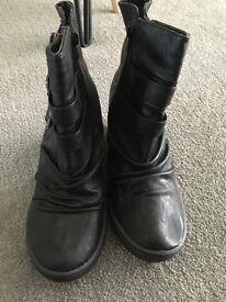 Blowfish boots 7 sizes