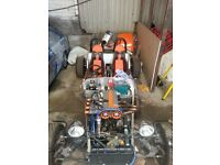 Gbs zero Kitcar on going project