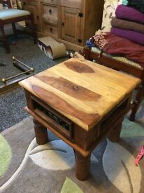 Solid Wood Table - Reduced