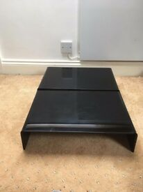 TV monitor stands x2