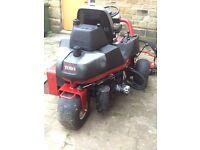 Toro GM3200D Diesel Greens & Tees Triple Mower With Vibrating Rollers